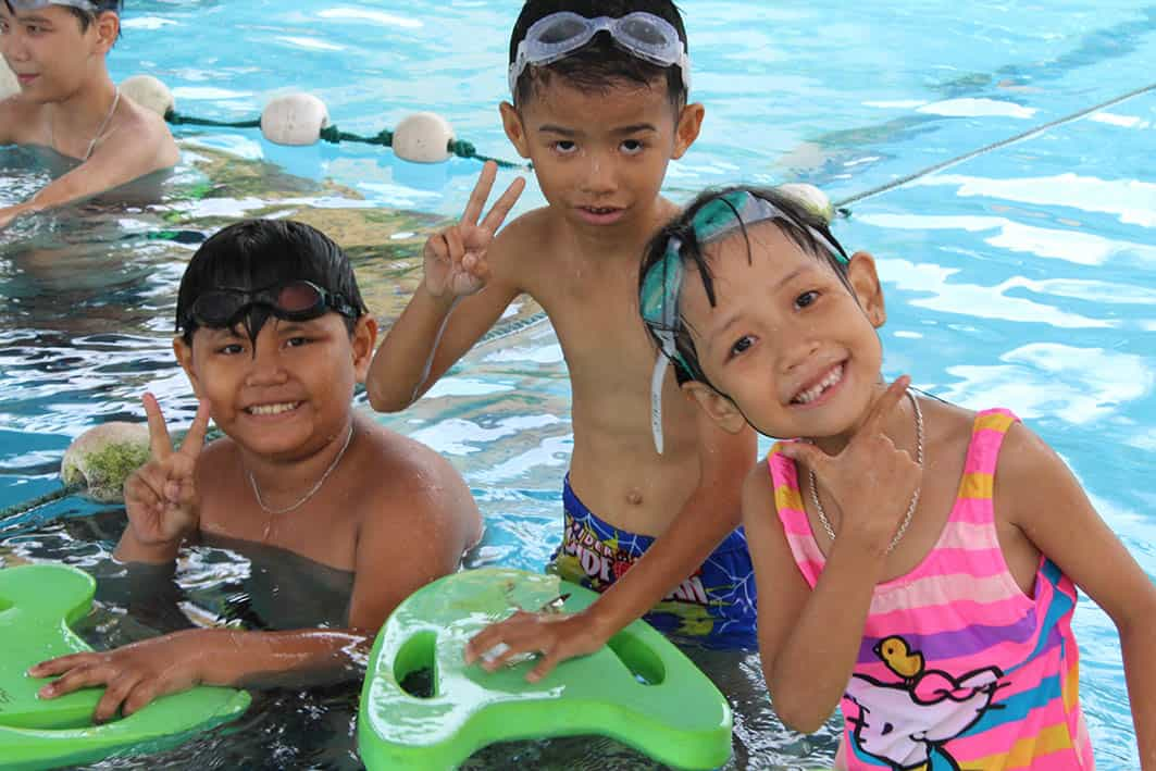 Children from Hearing & Beyond