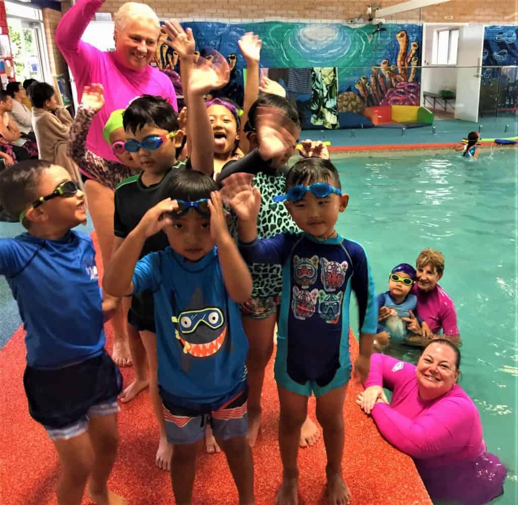 Community Swim Program Kids Feb 2020