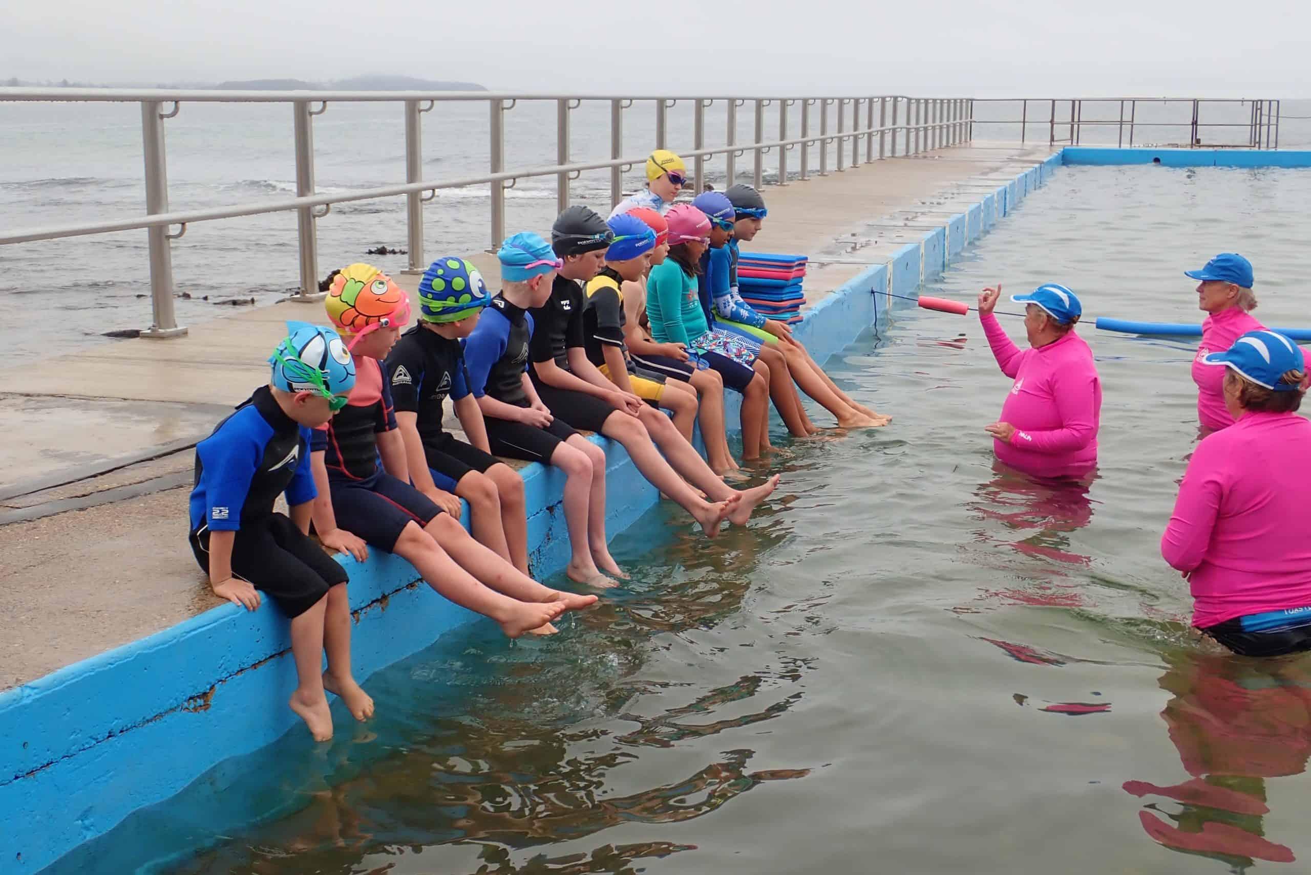 Swim & Survive Summer Camp