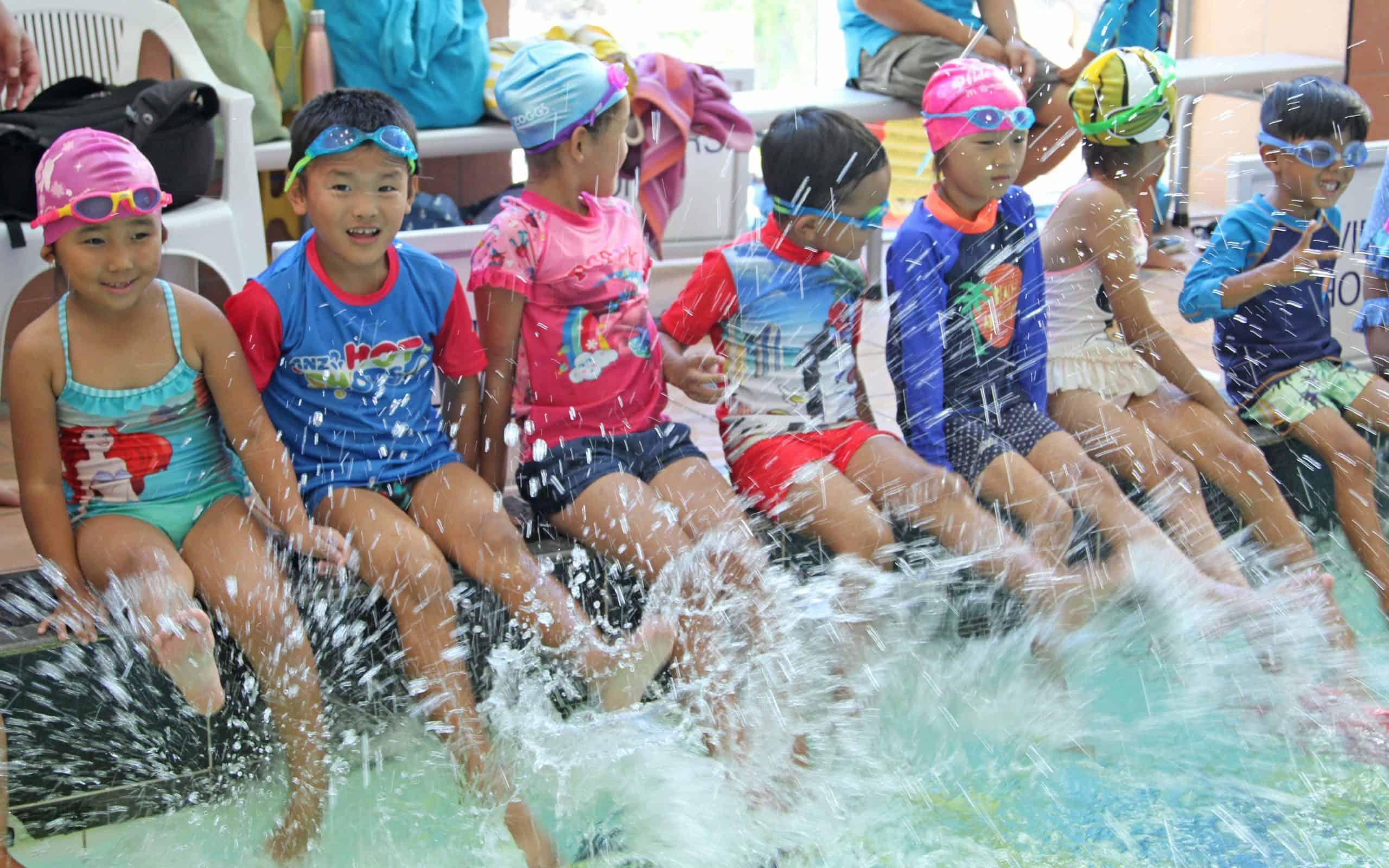 Tibetan Swim Program