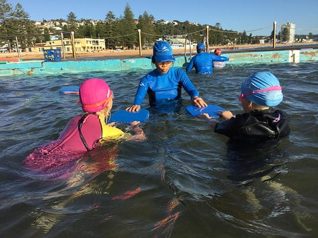Learning at Collaroy Turtles